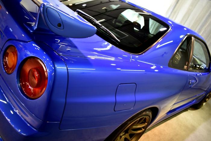 R34 GT-R5