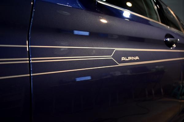 アルピナB5-9